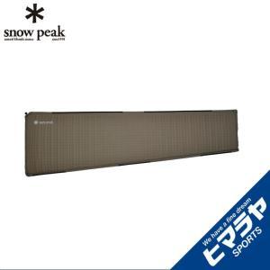 スノーピーク snow peak インフレータブルマット インフレータブルマット テレコ TM-135 od|himarayaod