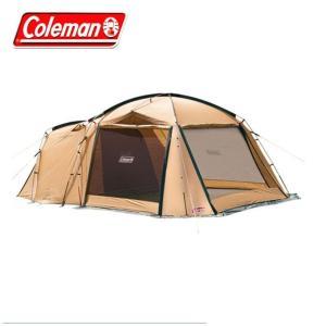 コールマン テント 大型テント ファミリーテント タフスクリーン2ルームハウス 2000031571 coleman od|himarayaod