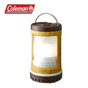 コールマン LEDランタン バッテリーロック コンパクトランタン ナチュラルウッド 2000031273 coleman od|himarayaod