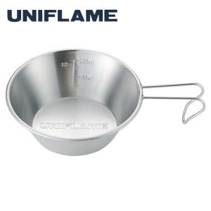 ユニフレーム UNIFLAME 食器 マグカップ UFシェラカップ300 ステンレス 667743 od himarayaod