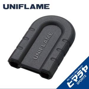 ユニフレーム UNIFLAME 調理器具 ちびパン シリコンハンドル ブラック 666425 od|himarayaod