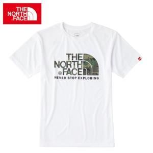 ノースフェイス THE NORTH FACE アウトドア Tシャツ 半袖 メンズ ショートスリーブ カモフラージュ ロゴティー NT31622 od|himarayaod