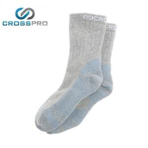 クロスプロ CROSS PRO トレッキングソックス レディース アウトラストW左右別オールパイルクルー Z176-040-22-60 od|himarayaod