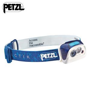 ペツル Petzl ヘッドライト ACTIK アクティック E99AAC od|himarayaod