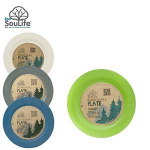 エコソウライフ EcoSouLife 食器 コップ ラージディナープレート Large Dinner Plate BW11-001 od|himarayaod