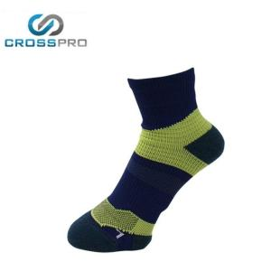 クロスプロ CROSS PRO トレッキング 靴下 3DFアーチパネルダブルサポートショートソックス Z678-113D-24-79 od|himarayaod
