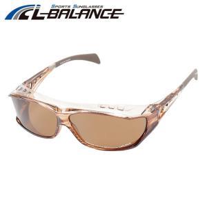 エルバランス L-BALANCE 偏光サングラス OVERGLASS 偏光 LBP-450-3 od|himarayaod