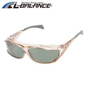 エルバランス L-BALANCE 偏光サングラス OVERGLASS 偏光 LBP-450-6 od|himarayaod