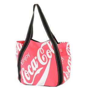 コカ・コーラ ( Coca-Cola ) トートバック COK-01-RD od|himarayaod