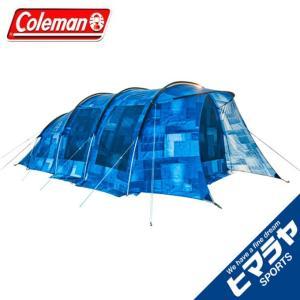 コールマン テント 大型テント ILトンネル2ルームハウス/LDX デニム 2000032597 Coleman od|himarayaod