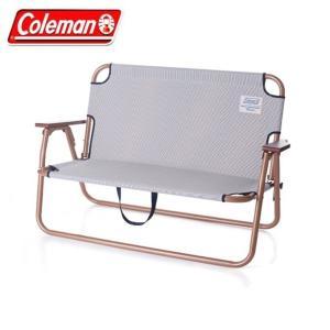 コールマン アウトドアチェア ILリラックスフォールディングベンチ ヒッコリー 2000032520 Coleman od|himarayaod