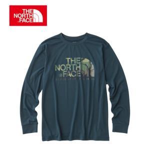 ノースフェイス Tシャツ 長袖 メンズ L/S Dome Tee ロングスリーブ ドーム ティー NT81740 THE NORTH FACE od|himarayaod