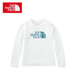 ノースフェイス Tシャツ 長袖 レディース L/S GTD Logo Crew ロングスリーブ GTD ロゴ クルー NTW11784 THE NORTH FACE od|himarayaod