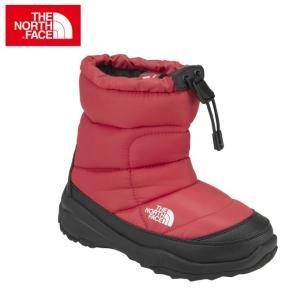 ノースフェイス スノーブーツ・冬靴 ジュニア K Nuptse Bootie 4 ヌプシ ブーティー NFJ51781 THE NORTH FACE od himarayaod