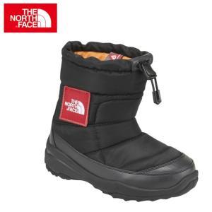 ノースフェイス スノーブーツ・冬靴 ジュニア K Nuptse Bootie Logowear ヌプシ ブーティー ロゴウェア NFJ51782 THE NORTH FACE od himarayaod