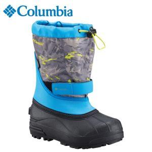 コロンビア Columbia スノーブーツ・冬靴 ジュニア J/ユースパウダーバグプラス2PR WP BY1327-490 od|himarayaod