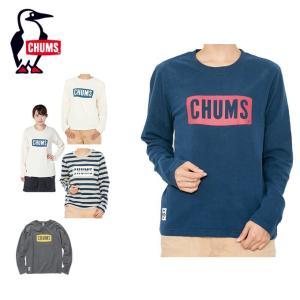 チャムス CHUMS Tシャツ 長袖 レディース ボートロゴ長袖Tシャツ CH11-1284 od|himarayaod