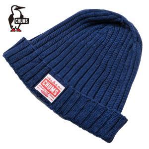 チャムス CHUMS ニット帽 メンズ レディース HWYC Cotton Watch HWYCコットンワッチ 帽子 CH05-1093 od|himarayaod