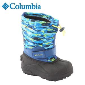 コロンビア Columbia スノーブーツ・冬靴 ジュニア C/チルドレンパウダーバグフォーティP BC1325-476 od|himarayaod