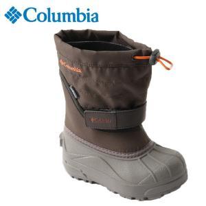 コロンビア Columbia スノーブーツ・冬靴 ジュニア C/チルドレンズパウダーバグプラス2 BC1326-093 od|himarayaod
