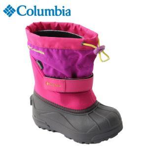 コロンビア Columbia スノーブーツ・冬靴 ジュニア C/チルドレンズパウダーバグプラス2 BC1326-627 od|himarayaod