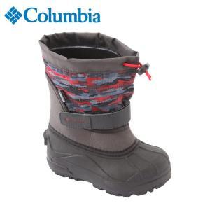 コロンビア Columbia スノーブーツ・冬靴 ジュニア C/チルドレンパウダーバグプラス2P BC1327-013 od|himarayaod