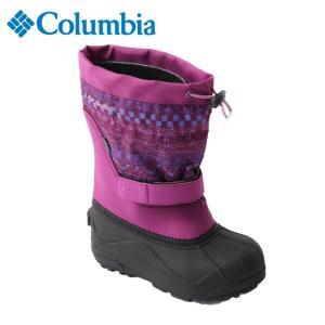 コロンビア Columbia スノーブーツ・冬靴 ジュニア J/ユースパウダーバグプラス2PR WP BY1327-519 od|himarayaod