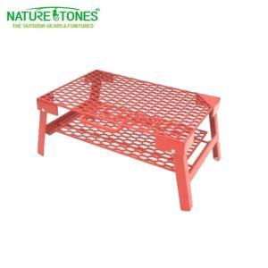 ネイチャートーンズ NATURE TONES アウトドアテーブルロンバスメッシュテーブル The Rhombus Mesh Table M RM-M-R od|himarayaod
