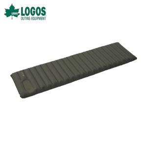 ロゴス LOGOS マット 小型マット エアライトマット ポンプ内蔵 72884410 od|himarayaod