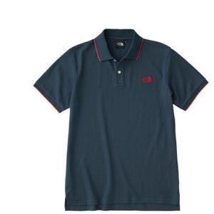 ノースフェイス THE NORTH FACE ポロシャツ メンズ マキシフレッシュラインドポロ MAXIFRESH Lined Polo NT21543 od|himarayaod