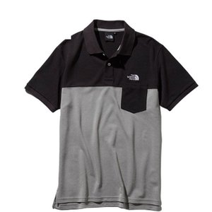 ノースフェイス ポロシャツ メンズ MAXIFRESH Panel Polo NT21842 KZ THE NORTH FACE od|himarayaod