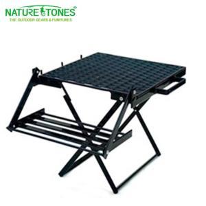 ネイチャートーンズ NATURE TONES アウトドアテーブル 小型テーブル The Folding Jug Stand II ジャグスタンド JS2-B od|himarayaod