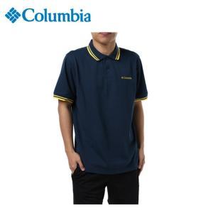 コロンビア 半袖シャツ メンズ バズブルーミングポロ PM4462 464 Columbia od|himarayaod