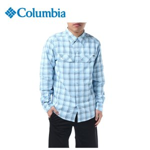 コロンビア 長袖シャツ メンズ Silver Ridge Plaid Long Sleeve Shirt シルバー リッジ プラッド ロング スリーブ AE7441 412 Columbia od|himarayaod