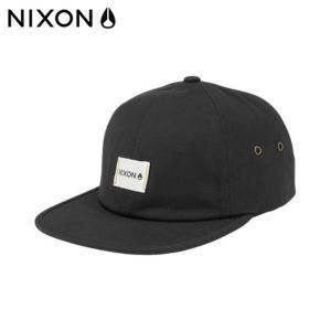ニクソン NIXON キャップ メンズ レディース SESPE SNAPBACK HAT セスプスナップバックハット C2867000 od himarayaod