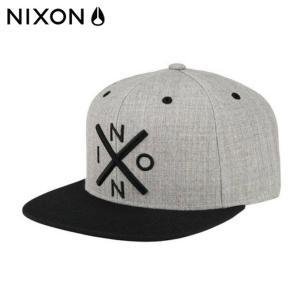 ニクソン NIXON キャップ メンズ レディース EXCHANGE SNAPBACK HAT エクスチェンジスナップバックハット C2066671 od himarayaod