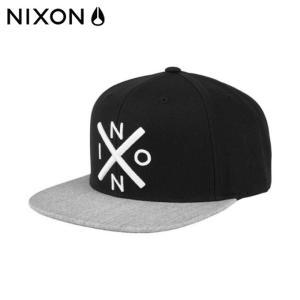 ニクソン NIXON キャップ メンズ レディース EXCHANGE SNAPBACK HAT エクスチェンジスナップバックハット C2066539 od himarayaod