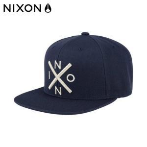 ニクソン NIXON キャップ メンズ レディース EXCHANGE SNAPBACK HAT エクスチェンジスナップバックハット C20662849 od himarayaod