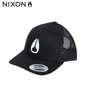 ニクソン NIXON キャップ メンズ レディース Iconed Trucker アイコンド トラッカー C1862005 od himarayaod