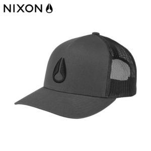 ニクソン NIXON キャップ メンズ レディース ICONED TRUCKER HAT アイコントラッカーハット C1862670 od himarayaod