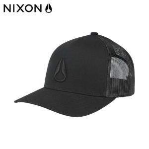 ニクソン NIXON キャップ メンズ レディース ICONED TRUCKER HAT アイコントラッカーハット C1862004 od himarayaod