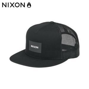 ニクソン NIXON キャップ メンズ レディース TEAM TRUCKER HAT チームトラッカーハット C2167000 od himarayaod