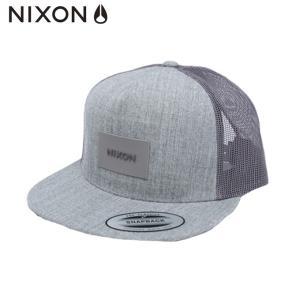 ニクソン NIXON キャップ メンズ レディース TEAM TRUCKER HAT チーム トラッカー ハット C2167070 od himarayaod