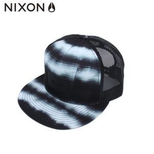 ニクソン NIXON キャップ メンズ レディース TEAM TRUCKER HAT チーム トラッカー ハット C21672052 od himarayaod