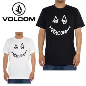 ボルコム VOLCOM Tシャツ 半袖 メンズ CHILL FACE F S/S TEE A50118JH od|himarayaod