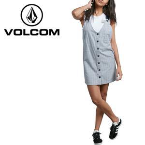 ボルコム VOLCOM ワンピース レディース Cham Stripe Dress ストライプドレス B1311802 od|himarayaod