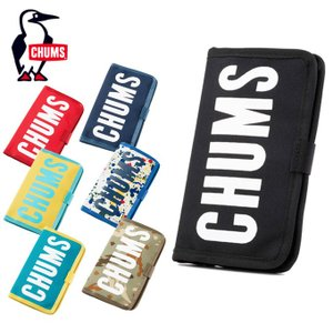 チャムス CHUMS スマートフォンケース Eco Booklet Mobile Case エコ ブックレット モバイル CH60-2426 od|himarayaod