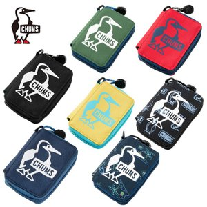 チャムス CHUMS ポーチ メンズ レディース Eco Key Zip Case エコ キー ジップ ケース CH60-2486 od|himarayaod