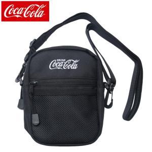 コカ コーラ COCA COLA ショルダーバッグ メンズ レディース COK-SDD01 BK od|himarayaod