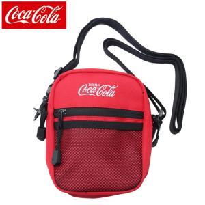 コカ コーラ COCA COLA ショルダーバッグ メンズ レディース COK-SDD01 RD od|himarayaod